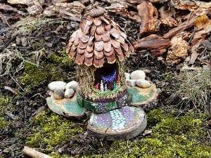 DIY, Ahşap Kuş Evi Süsleme Yapımı