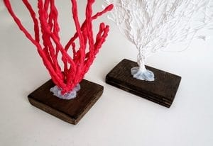 DIY, Dekoratif Mercan Yapılışı 2