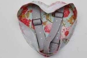 Kalp Sırt Çantası Yapımı 26