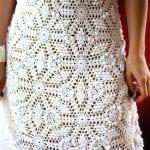Örgü Elbise Modelleri 105