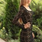 Örgü Elbise Modelleri 110
