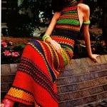 Örgü Elbise Modelleri 13