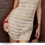 Örgü Elbise Modelleri 19