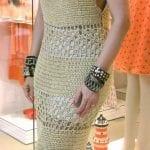 Örgü Elbise Modelleri 20