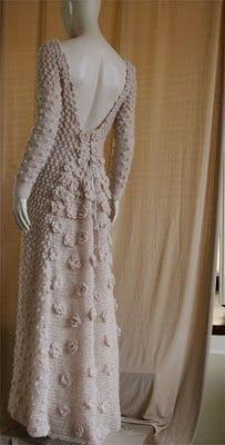 Örgü Elbise Modelleri 26