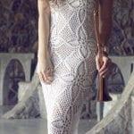 Örgü Elbise Modelleri 37