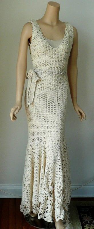 Örgü Elbise Modelleri 71