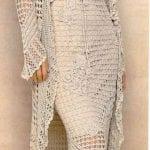 Örgü Elbise Modelleri 73