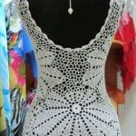Örgü Elbise Modelleri 91