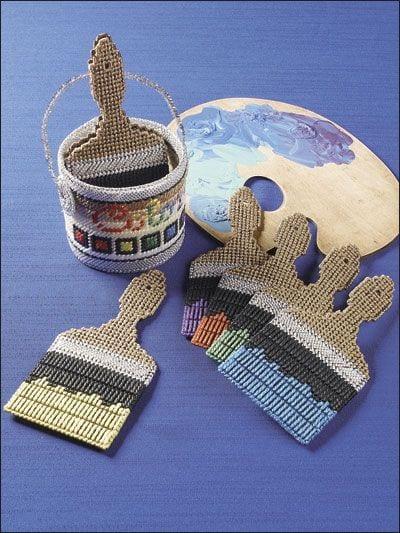 Plastik Kanvas Etamin Modelleri 102