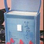 Plastik Kanvas Etamin Modelleri 81