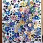 Quilling Sanatı Örnekleri 135