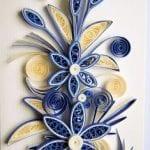 Quilling Sanatı Örnekleri 17