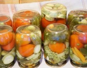 Salamura Sebze Nasıl Yapılır? 6