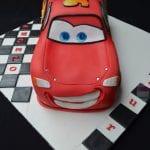 Şimşek McQueen Pasta Yapımı 3