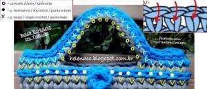 Videolu, Penye İpten Çanta Modelleri ve Yapılışı 38