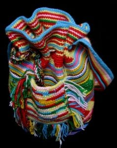 Wayuu Çanta Nasıl Yapılır? 4