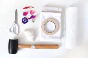 DIY, Canlı Çiçekten Çanta Yapılışı 15