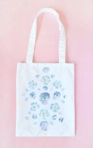 DIY, Canlı Çiçekten Çanta Yapılışı