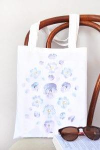 DIY, Canlı Çiçekten Çanta Yapılışı 3