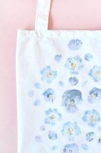 DIY, Canlı Çiçekten Çanta Yapılışı 4