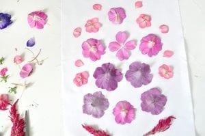 DIY, Canlı Çiçekten Çanta Yapılışı 7