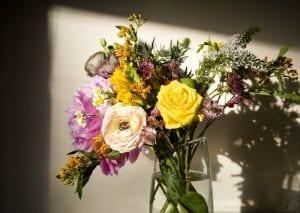 DIY, Canlı Çiçekten Pano Yapılışı