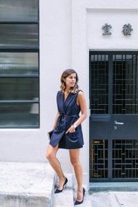 DIY, Ceketten Elbise Yapılışı 9