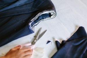 DIY, Ceketten Elbise Yapılışı
