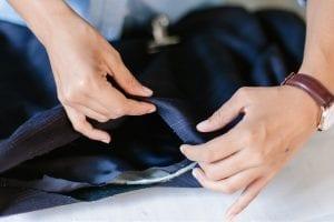 DIY, Ceketten Elbise Yapılışı 7
