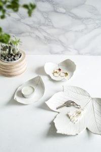 DIY, Polimer Kilden Yaprak Tabak Yapılışı 14