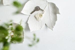 DIY, Polimer Kilden Yaprak Tabak Yapılışı 19