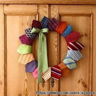 Eski Kravatları Değerlendirme 12