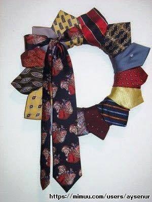 Eski Kravatları Değerlendirme 13
