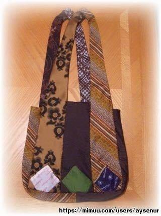 Eski Kravatları Değerlendirme 14