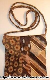 Eski Kravatları Değerlendirme 18
