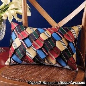 Eski Kravatları Değerlendirme