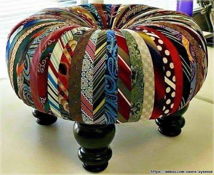 Eski Kravatları Değerlendirme 19