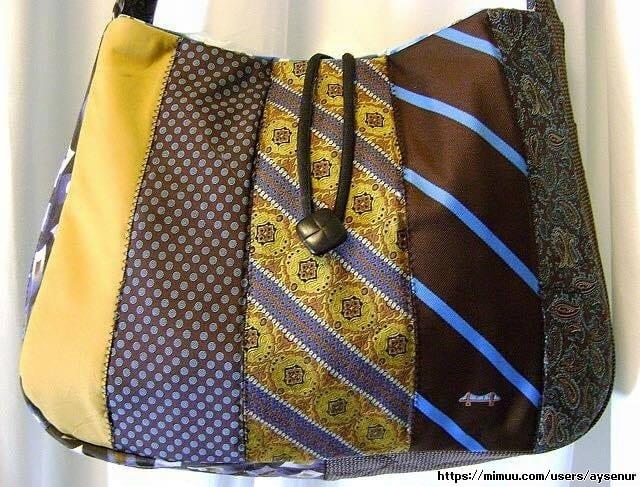 Eski Kravatları Değerlendirme 20