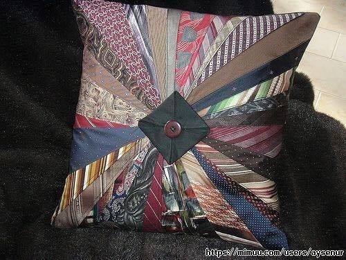 Eski Kravatları Değerlendirme 2