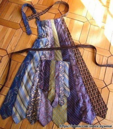 Eski Kravatları Değerlendirme 5