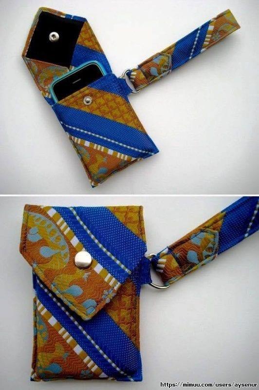 Eski Kravatları Değerlendirme 8