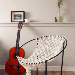 Makrome İpinden Hamak Sandalye Yapılışı 6