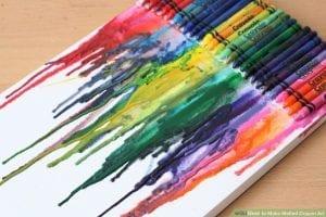 Mum Boya ile Kanvas Tablo Nasıl Yapılır? 4