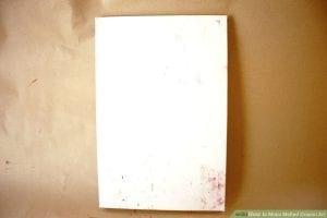 Mum Boya ile Kanvas Tablo Nasıl Yapılır? 5