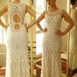 Örgü Bayan Elbise Modelleri 99