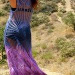 Örgü Bayan Elbise Modelleri 20