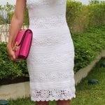 Örgü Bayan Elbise Modelleri 2