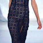 Örgü Bayan Elbise Modelleri 49