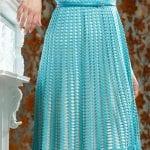 Örgü Bayan Elbise Modelleri 53